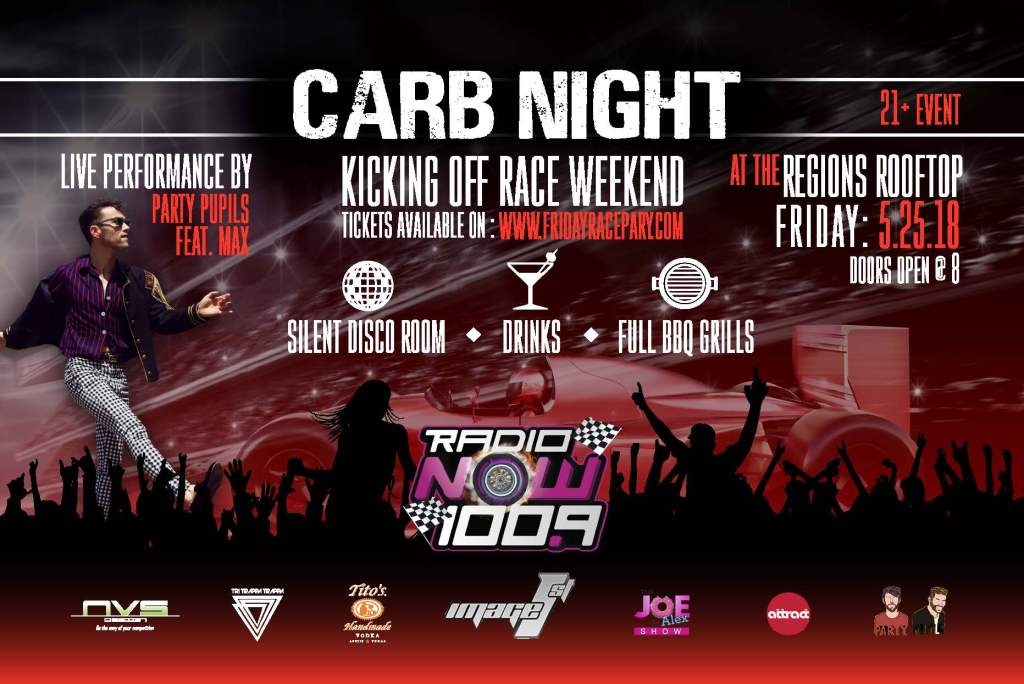 Carb Night 2018 Flyer 3