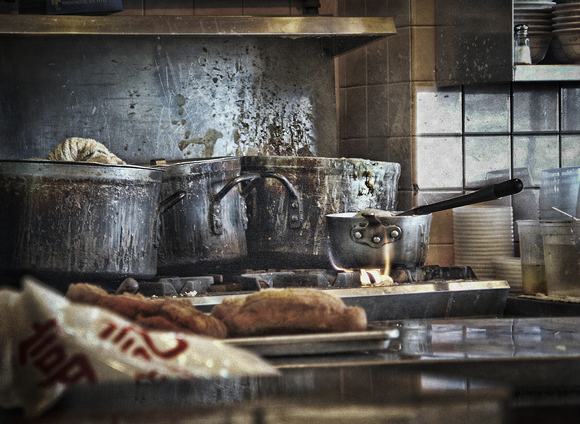 Burnt Pots