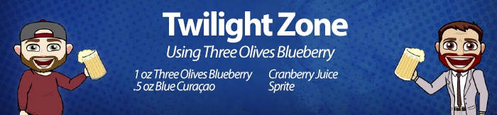 Joe's Drink of the Week: Twilight Zone