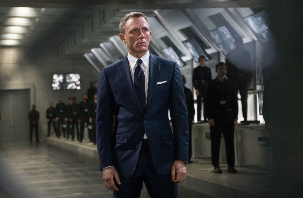 Daniel Craig - 2015 Movie Releases