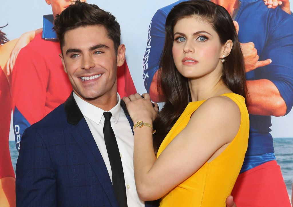 Are zac and alexandra dating