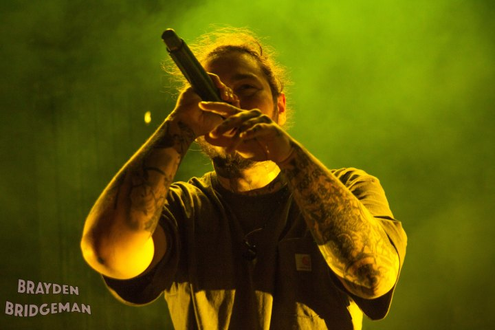 Post Malone Concert – Indy