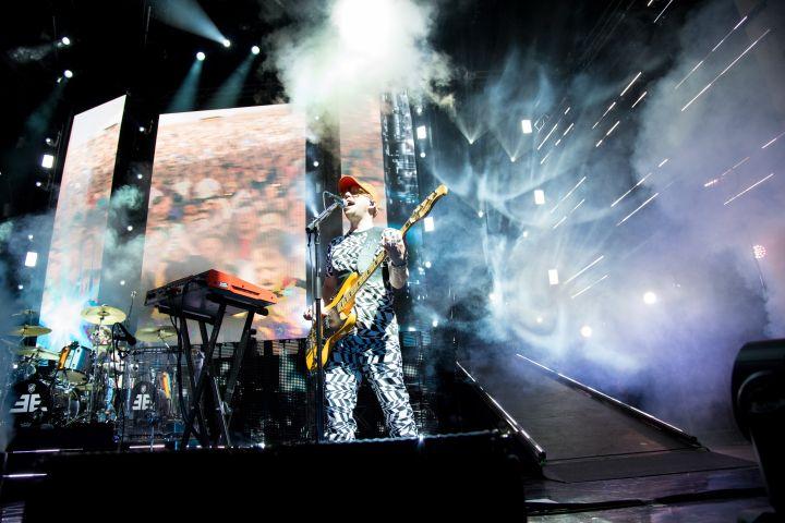 Imagine Dragons Indy Concert Photos