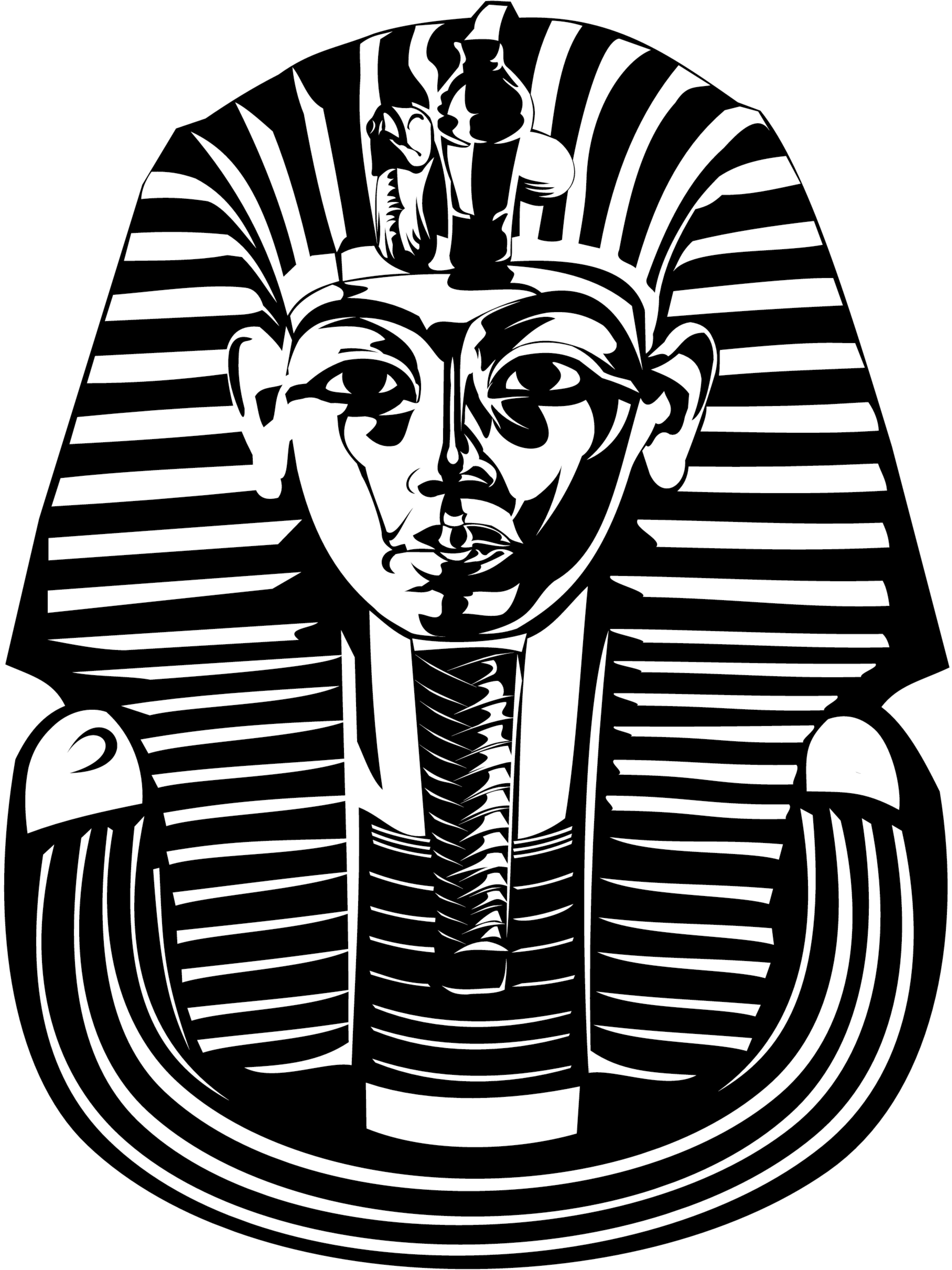 King Tutankhamun Mask