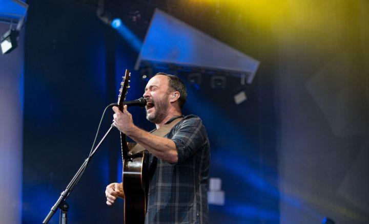 Dave Matthews Band Indy Concert Photos (2018)