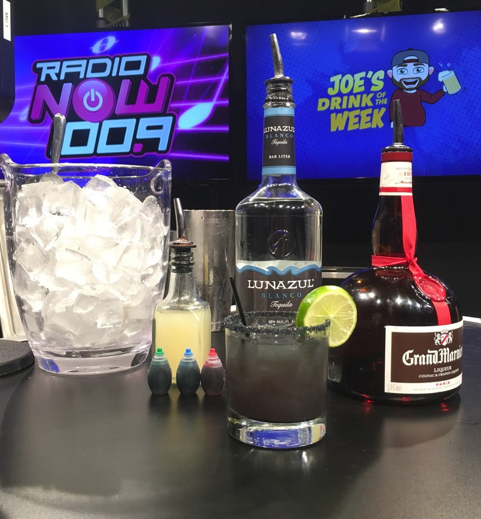 JDOTW - Black Magic Margarita Recipe