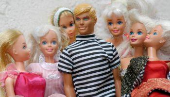 Spielzeug, Barbie Puppen