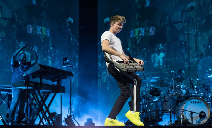 Charlie Puth @ at Ruoff Home Mortgage Music Center