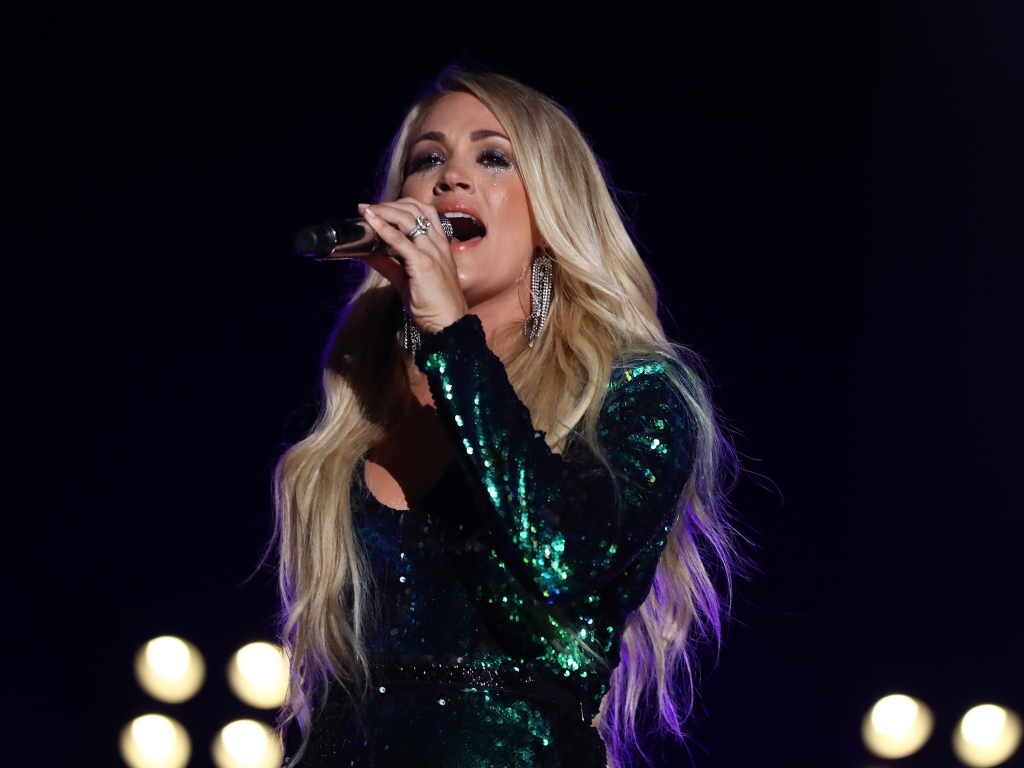 Carrie Underwood - 2018 CMA Fest Night Concerts at Nissan Stadium - Day 2