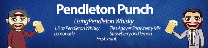 JDOTW - Pendleton Punch Recipe