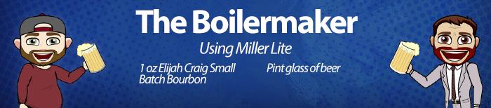 JDOTW - The Boilermaker Recipe