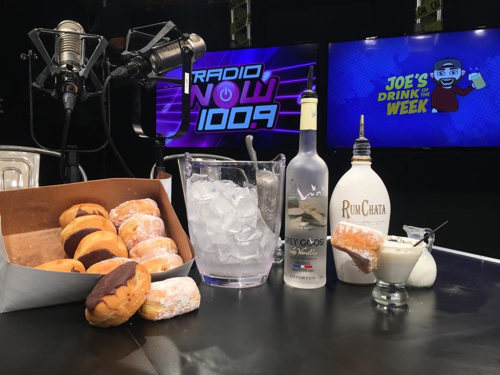 JDOTW - Cream Filled Donut