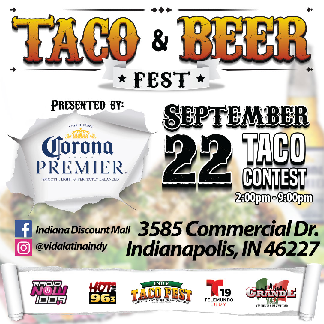 Monarch Corona Taco & Beer Fest