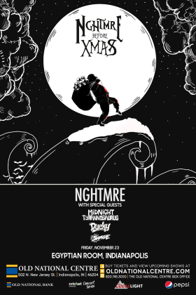 NGHTMRE – B4 XMAS Flyer