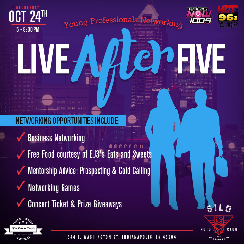 LIVE AFTER FIVE Silo