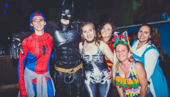 Radio Now's 2018 Halloween Party @ Tiki Bobs
