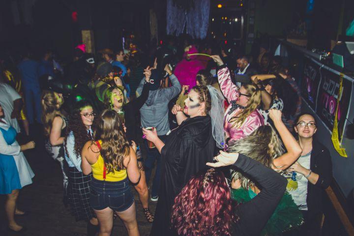 Radio Now's 2018 Halloween Party @ Tiki Bobs