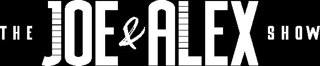 joe and alex show header logo