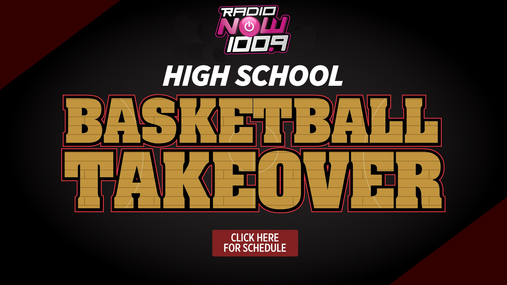 Radio Now HS Basketball Takeover 2018 fLYER