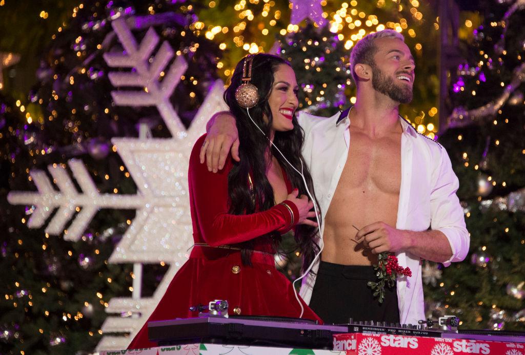 Nikki Bella Is Reportedly Dating DWTS\u0027 Artem Chigvintsev