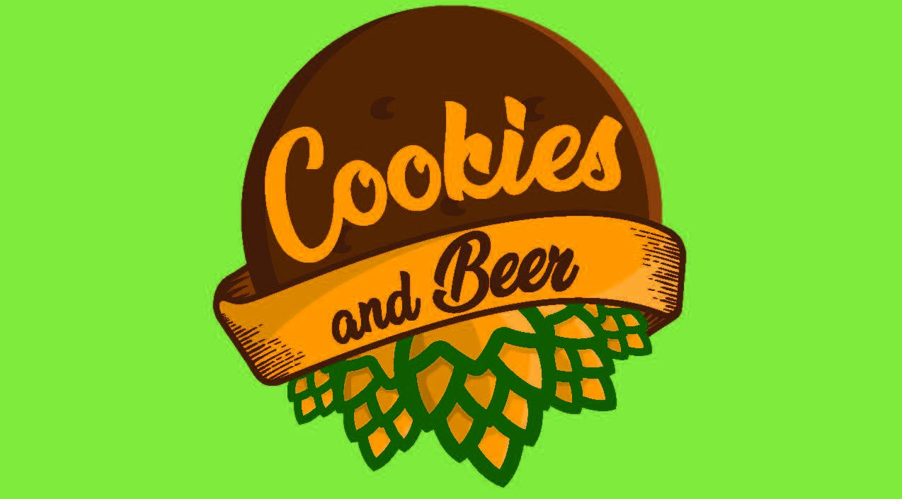 Girl Scout Cookies and Beer Flyer
