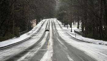 Another Winter Storm Affects Atlanta Area