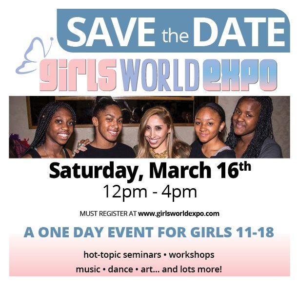 Girls World Expo Graphics (Indianapolis)