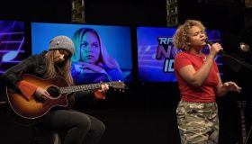 Rachel Crow - Radio Now Backstage Studio