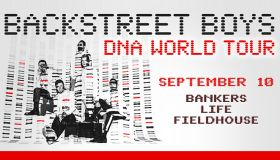 Backstreet Boys Indy Flyer