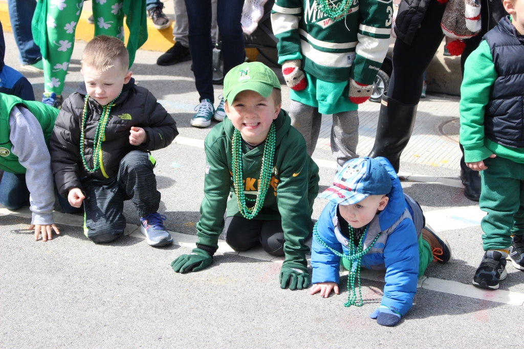2018 St. Patrick's Day Parade