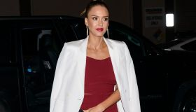 Celebrity Sightings in New York - September 15, 2015