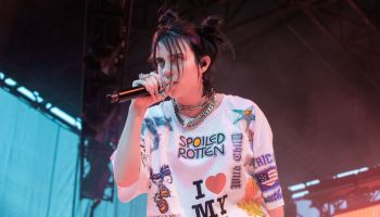 Billie Eilish Performs At Marymoor Park