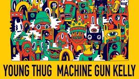 MGK & Young Thug Concert