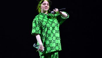 Billie Eilish Performs At The Greek Theatre