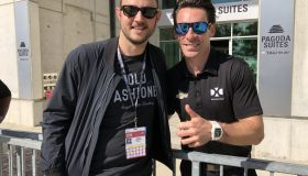 Dustin Kross and Simon Pagenaud