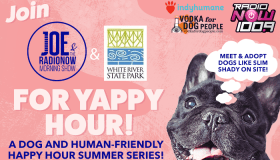 Yappy Hour Sept.