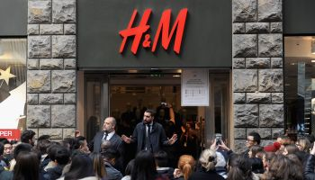 Balmain For H&M Collection Launch