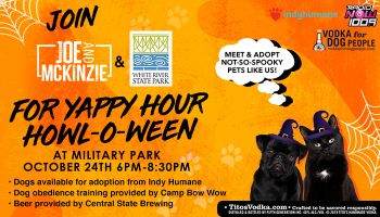 Yappy Hour Howl-O-Ween 2019