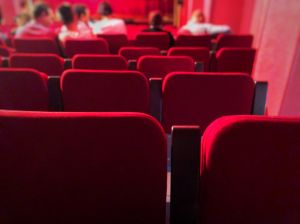 Seats In Movie Theater