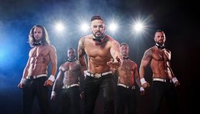 Chippendales – About Last Night Tour Flyer