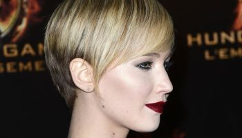'The Hunger Games: Catching Fire' Paris Premiere At Le Grand Rex