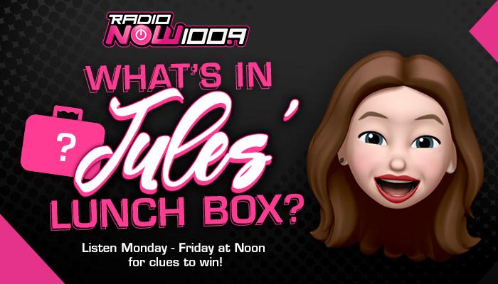 Jules Lunch Box