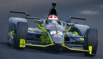 101st Indianapolis 500 - Practice