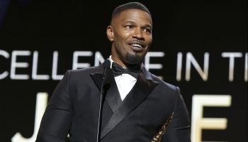 Jamie Foxx 4th Annual American Black Film Festival Honors Awards