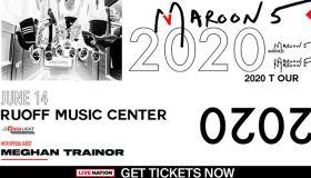 Maroon 5 2020 Tour