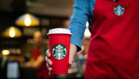 Starbucks roll out their 2018 Christmas range from tomorrow