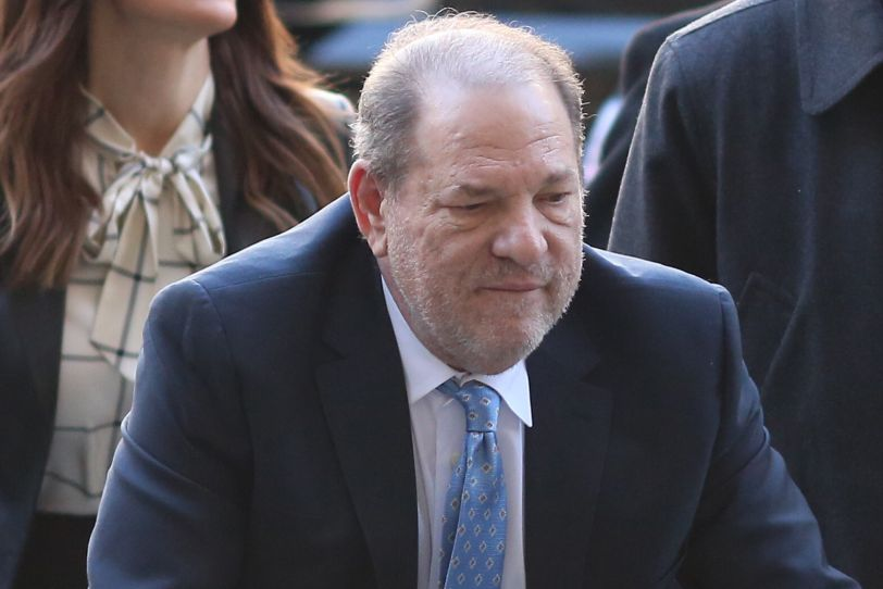 Weinstein's decades of abuse laid bare in detailed filing by Manhattan prosecutors