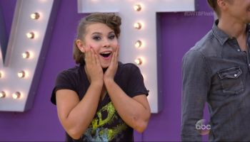 Bindi Irwin during an appearance on ABC's 'Dancing with the Stars'
