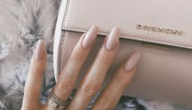 Kylie Jenner's nails on the app