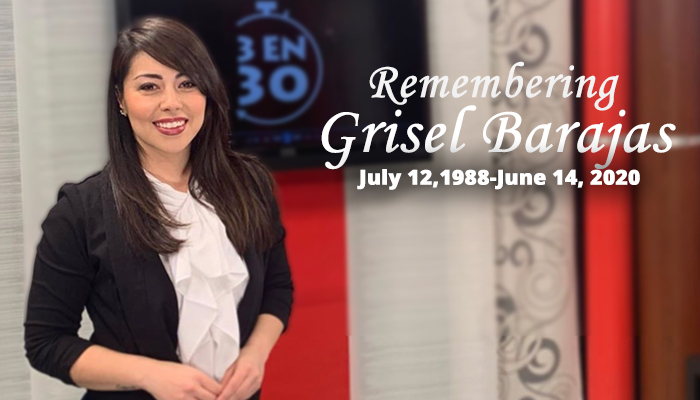 Remembering Grisel Barajas